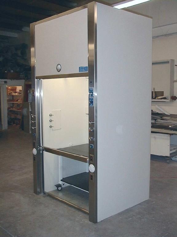 new tech vertical sash fume hood picture 8. Black Bedroom Furniture Sets. Home Design Ideas