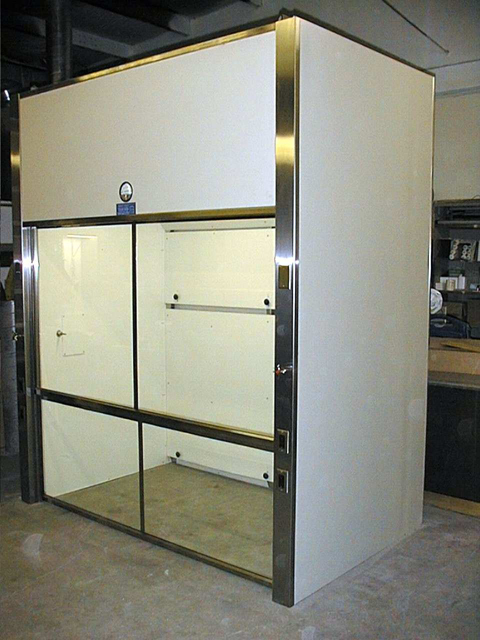 New Tech Vertical Sash Fume Hood Picture 10