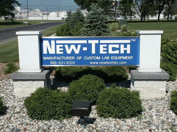 New-Tech Street Sign